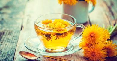 Чай из одуванчиков для похудения