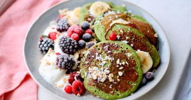 7 питательных завтраков для похудения