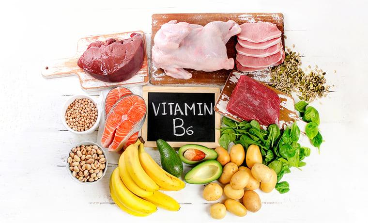 B6 витамины для похудения