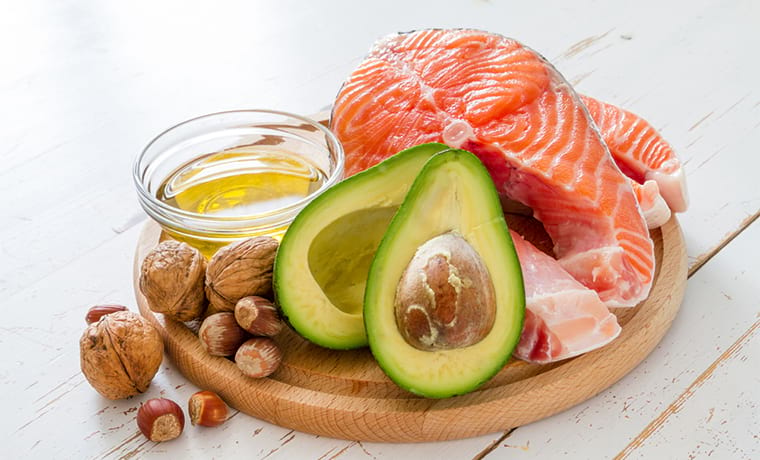 ненасыщенные жирные кислоты Омега-3
