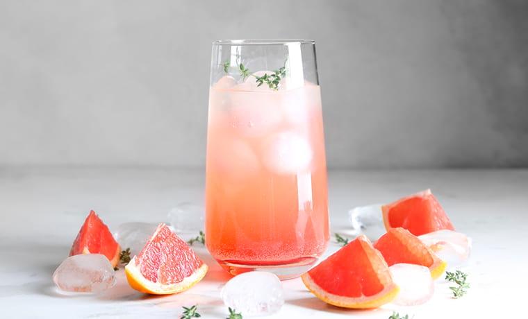 грейпфрут и тимьян