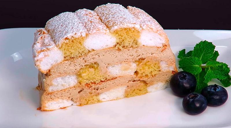 Кофейное пирожное Кардинал