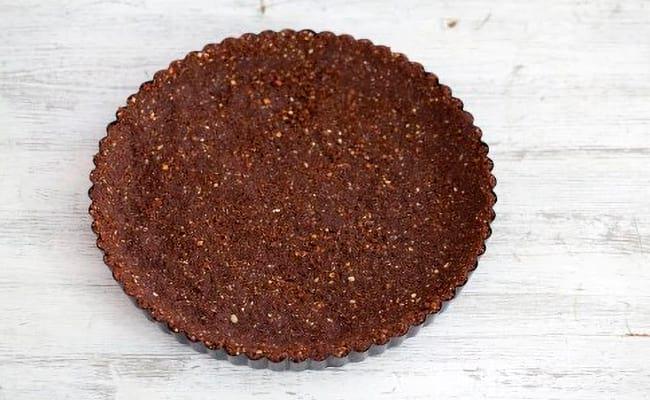 Формируем основу пирога
